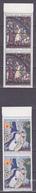 N° 1398 Et 1399 Oeuvres D'Art Chagall Et Vitrail De Chartres:Série En Paires De 2 Timbres  Impeccable Sans Charnière - Unused Stamps