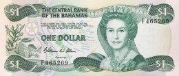 Bahamas 1 Dollar, P-43a (1984) UNC - Bahamas