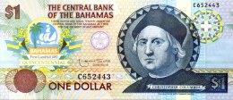 Bahamas 1 Dollar, P-50 (1984) UNC - Bahamas