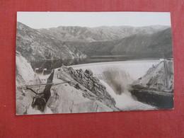 RPPC  Arrowrock Dam 1911-15   Card Was Used As Tickets Of Admission  - Idaho > Boise Ref 3016 - Boise