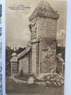 LOBBES  LE MONUMENT DU CIMETIERE MILITAIRE FRANCAIS - Lobbes