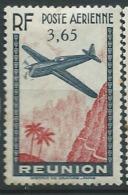Reunion -    Aérien      Yvert N°  24  *  -  Ava20112 - Réunion (1852-1975)