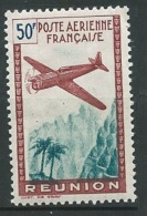 Réunion - Aérien       Yvert N° 17 * -  Ava20127 - Réunion (1852-1975)