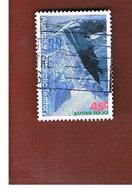 AAT AUSTRALIAN ANTARCTIC TERRITORY - SG 113  - 1996 PAINTINGS: RAFTING SEA ICE  -  USED - Territorio Antartico Australiano (AAT)