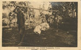 004819  Dahomey - En Voyage - Benin