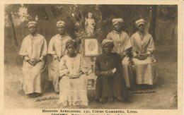 004820  Dahomey - Religieuses Indigènes à Abomé-Calavi - Benin