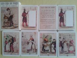 Les Cris De Paris. Jeu De 52 Cartes + 2 Jokers. Dans Sa Boite Carton - 54 Cartes