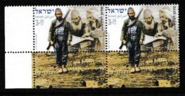 ISRAEL, 2003, Mint Never Hinged Stamp(s) , From Yemen To Zion, M1726,  Scan M17235, With Tab(s) - Israel