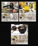 ISRAEL, 2003, Mint Never Hinged Stamp(s) , Festival Olive Oil, Michel Nr. Not Known, Scan M17254, With Tab(s) - Israel