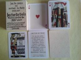 Hector De Trois. Jeu Neuf De 52 Cartes + 2 Jokers. Dans Sa Boite Carton - 54 Cards