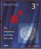 HR 2017-1294 25A° HR IN UNO, HRVATSKA CROATIA, 1 X 1v, MNH - Kroatien