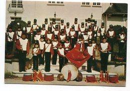 CPM 51 : FISMES  La Fanfare   A VOIR !!!!! - Fismes