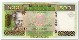 GUINEA,500 FRANCS,2006,P.39,UNC - Guinea