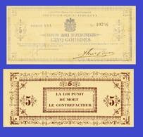 Haiti 5  Gourde  1915  - REPLICA --  REPRODUCTION - Haïti