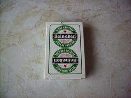 JEU DE 54 CARTES A JOUER BIERE HEINEKEN - 54 Cartes