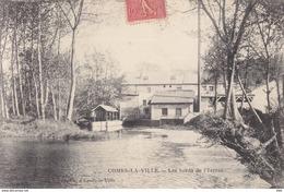 77 . Seine Et Marne .  Combs La Ville .  Les Bords De L ' Yerres . - Combs La Ville