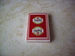 JEU DE 32 CARTES A JOUER BRASSERIE BIERE JUPILER - 32 Cartes