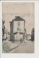 CPA - FELLETIN - Fontaine Quinault - Felletin