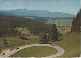 Bergrestaurant Berghaus Gabelspitz Schallenberg-Passhöhe, Stockhornkette - Photo: Arthur Baur - BE Bern