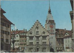 Zug - Kolinplatz Und Zytturm - ZG Zug
