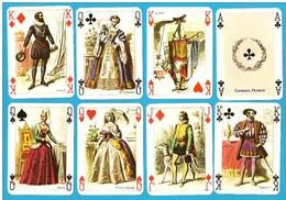 ROIS De France.  Jeu De 52 Cartes + 2 Jokers Sous Blister . - 54 Cards