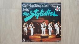 The Stylistics - Can't Help Falling In Love - Vinyl-Single - Soul - R&B