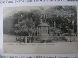 Mauritius Old Postcard - Maurice (1968-...)