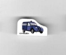 Féve  Automobile  CITROÊN  2 CV   Camionnette  Bleu  Marine - Autres
