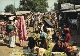 Côte D'Ivoire - Bouake - Market - Ivory Coast