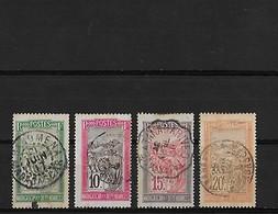 Madagascar Yv. 97-100 O. - Madagascar (1889-1960)