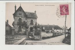 CPA - Entrée De LAONS - Route De Senonches - France