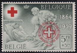 Belgie    .    OBP    .     582 BA        .    *   .        Ongebruikt   .    /    .    Neuf * - Belgique