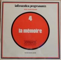 """33t. LP Vulgarisation Médicale """"la Mémoire"""" Vol.4 Avec Pub Labo Pharma. - Vinyl Records"""