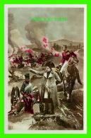 MILITARIA - NAPOLÉON - AUSTERLITZ  - E.L.D. -  ÉCRITE - - Personnages