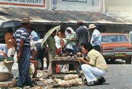 Suriname - Paramaribo - Central Market - Surinam