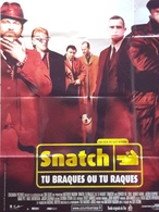 Affiche Cinema - Format 120/160 - Film : Snatch De GHuy Ritchie - Affiches & Posters