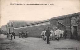 CHATELAUDREN - Cantonnement Letellier (132e De Ligne) - Châtelaudren