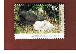 AAT AUSTRALIAN ANTARCTIC TERRITORY - SG 92  - 1992 ANTARCTIC WILDLIFE: NORTHERN GIANT PETREL -  USED - Usati