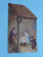 Noël - Noël Pensées De Saint François De SALES ( N° 485 - Bouasse / Zie Foto ) ! - Religion & Esotérisme