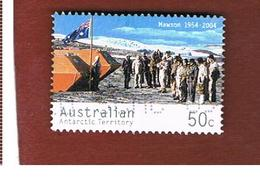AAT AUSTRALIAN ANTARCTIC TERRITORY - SG 164  - 2004   NAMING CEREMONY          -  USED - Territorio Antartico Australiano (AAT)