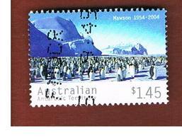 AAT AUSTRALIAN ANTARCTIC TERRITORY - SG 167  - 2004  EMPEROR PENGUINS       -  USED - Territorio Antartico Australiano (AAT)