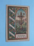 Schietgebeden - Aandenken Aan De H. MISSIE ( Kühlen / Zie Foto ) ! - Religion & Esotérisme