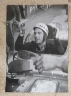 Photo Jean Behra - Mort Du Pilote Français Au GP Automobile De Berlin (1959) - Auto's