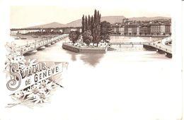 Suisse - GE Genève - Souvenir De Genève - GE Genève