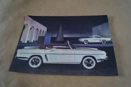 RARE Ancien Catalogue Voiture Renault Floride. Original, 26,5 Cm. Sur 19 Cm. - Automobili