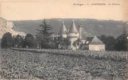 CAZOULES - Le Château - Sonstige Gemeinden