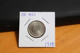 IVO 50 AVOS MACAU 1978  PORTUGAL COIN - Macao