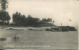 004830  Mount Lavinia Hotel And Its Surroundings, Ceylon - Sri Lanka (Ceylon)