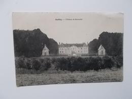 CPA 76 - AUFFAY, Château De Bosmelet  - Carte Originale NO REPRO, Dos Divisé - Auffay