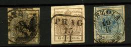 3542- Austria Nº 2, 4/5 - 1850-1918 Empire